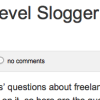 Questions for a Mid-Level Slogger