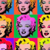 Is Marilyn Monroe a Character in a Comic Strip?