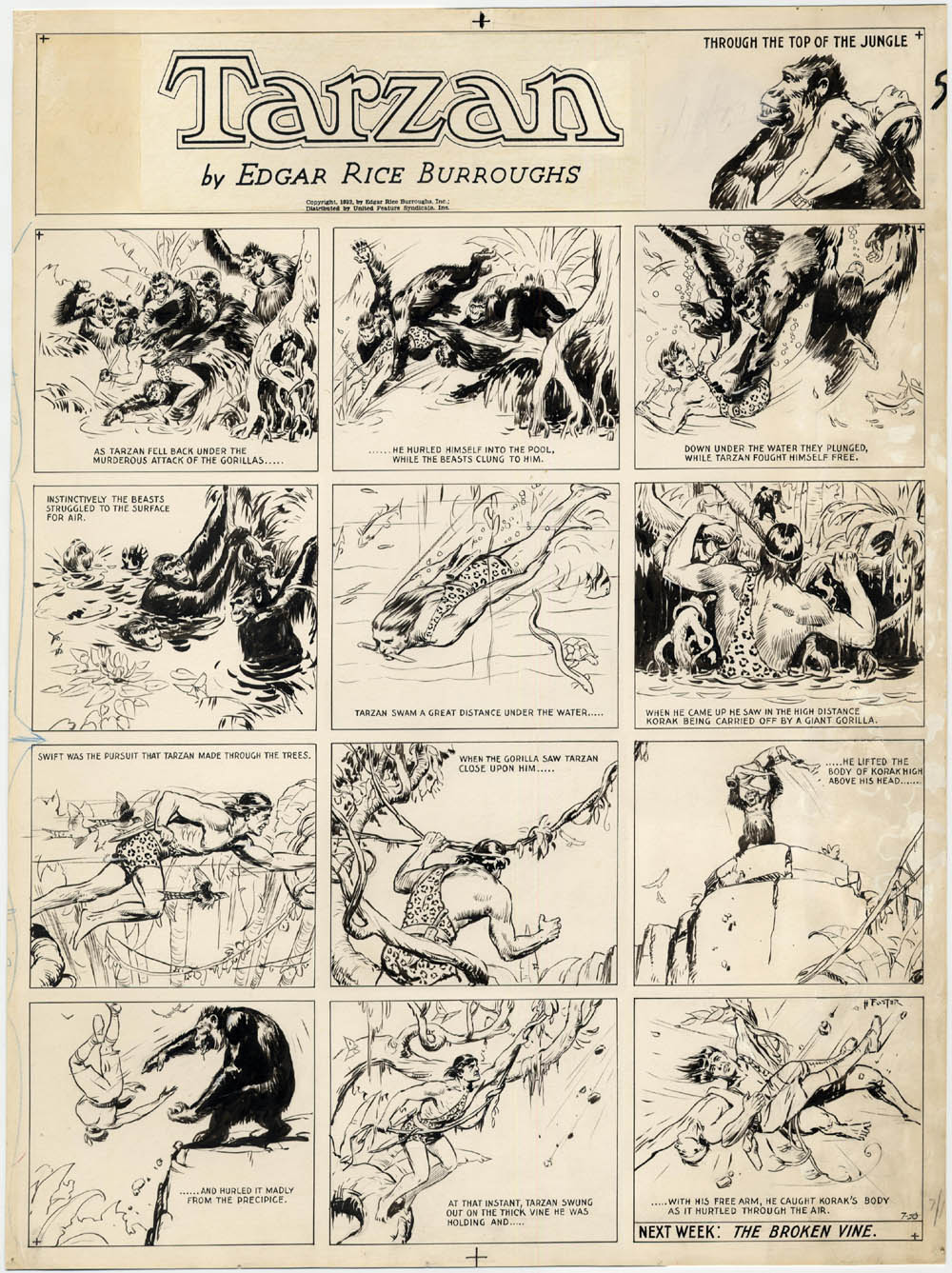 Original Art: A Short Note on Hal Foster « The Hooded Utilitarian
