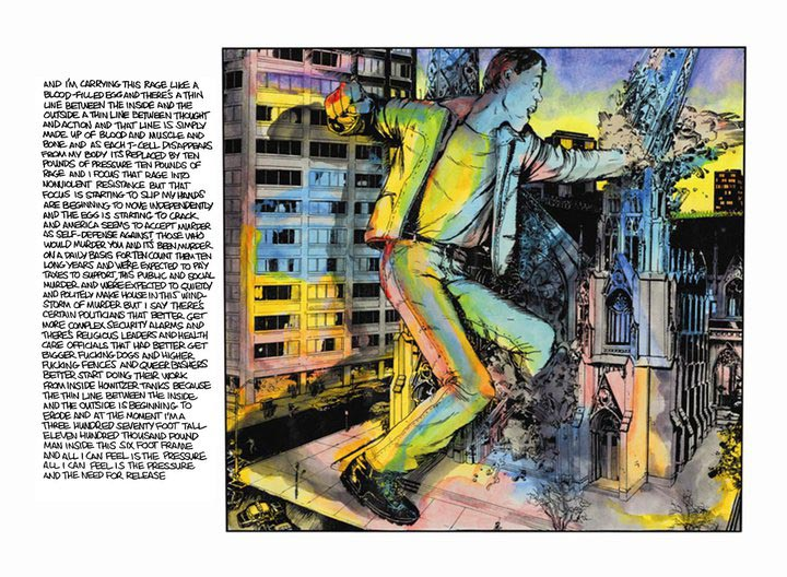 Image result for 7 miles a second david wojnarowicz saint patrick's