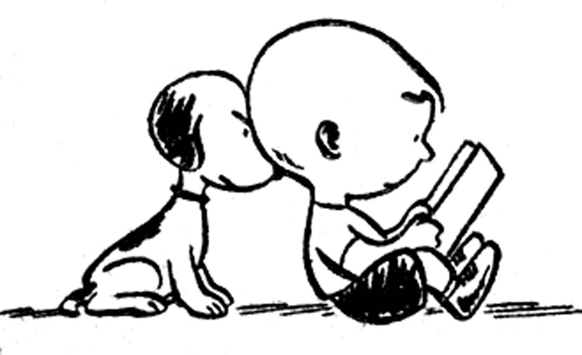 charles schulz high anxiety james romberger