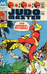 Judo Master 96, 1978 reprint by Topps