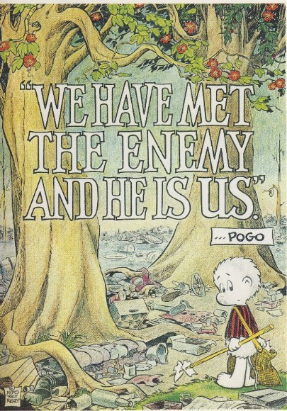 Pogo by Walt Kelly