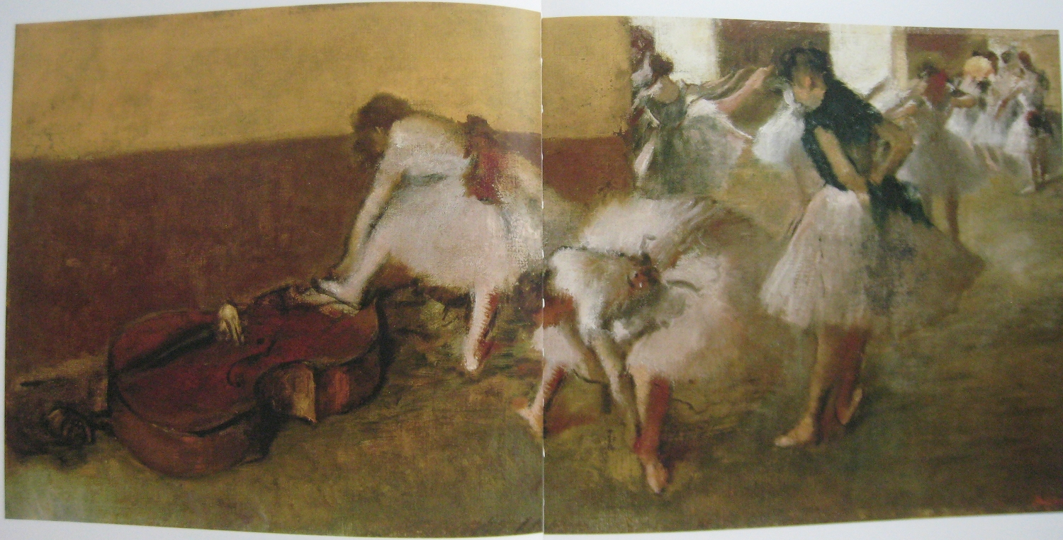 degas and velazquez Degas specialised in scenes of contemporary life, including dancers, entertainers and women at their toilette his mastery of technique was superb, and he experimented with various media including pastel degas remains a popular artist today his changing styles and preoccupations are well represented in the collection.