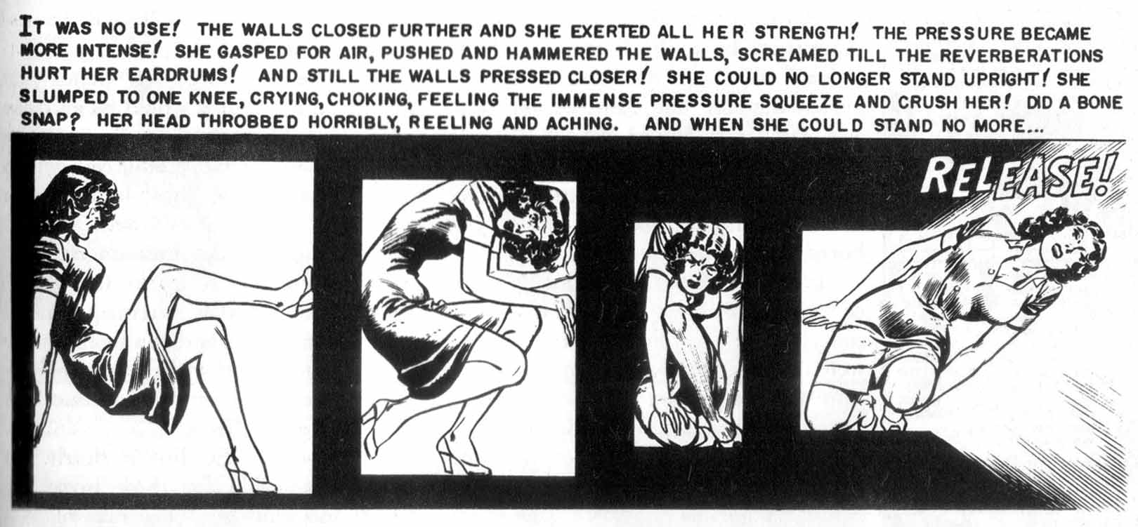 ec comics and the chimera of memory part of the hooded in tom devlin s abandoned essay concerning the legacy of ec tcj 238 the benefits of a more cartoony style were touted as a superior form of expression