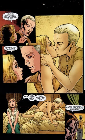 Spike and buffy sex stories