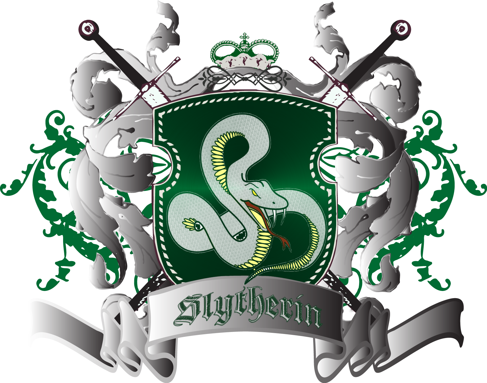 Heirs of Slytherin in the Virginia State House « The ... Weasley Family Anime