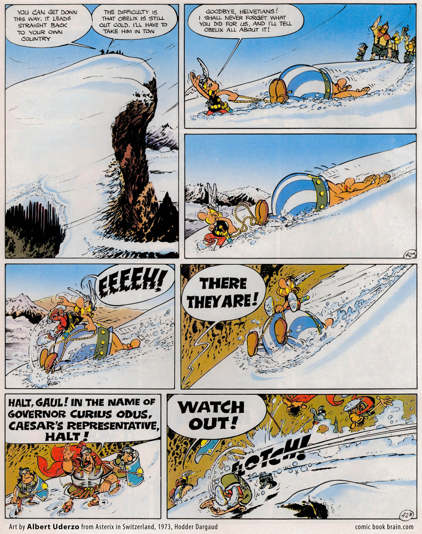 asterix-in-switzerland-page