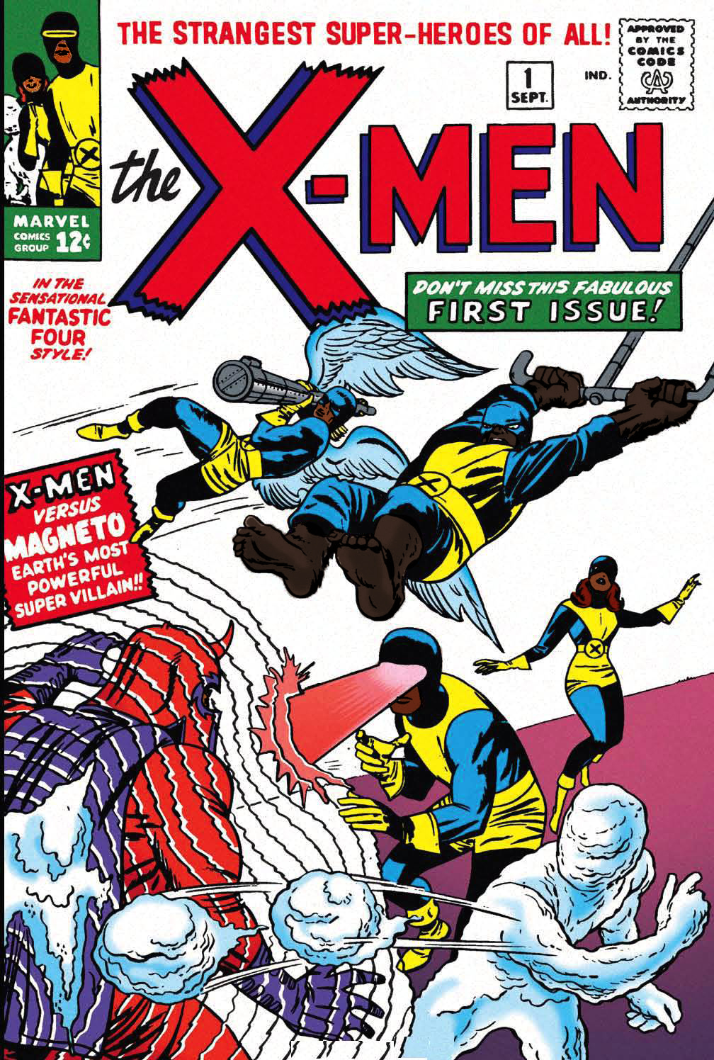 Image 1. Black X-Men