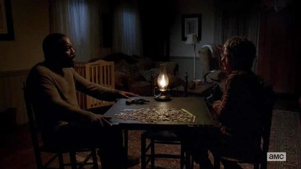 Carol and Tyreese