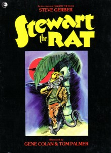 Stewart the rat Cover