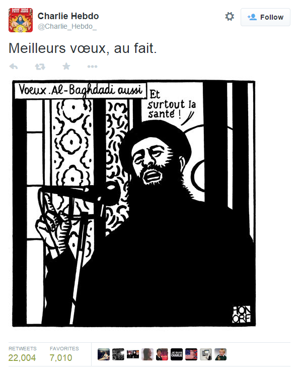 In The Wake Of Charlie Hebdo Free Speech Does Not Mean Freedom From