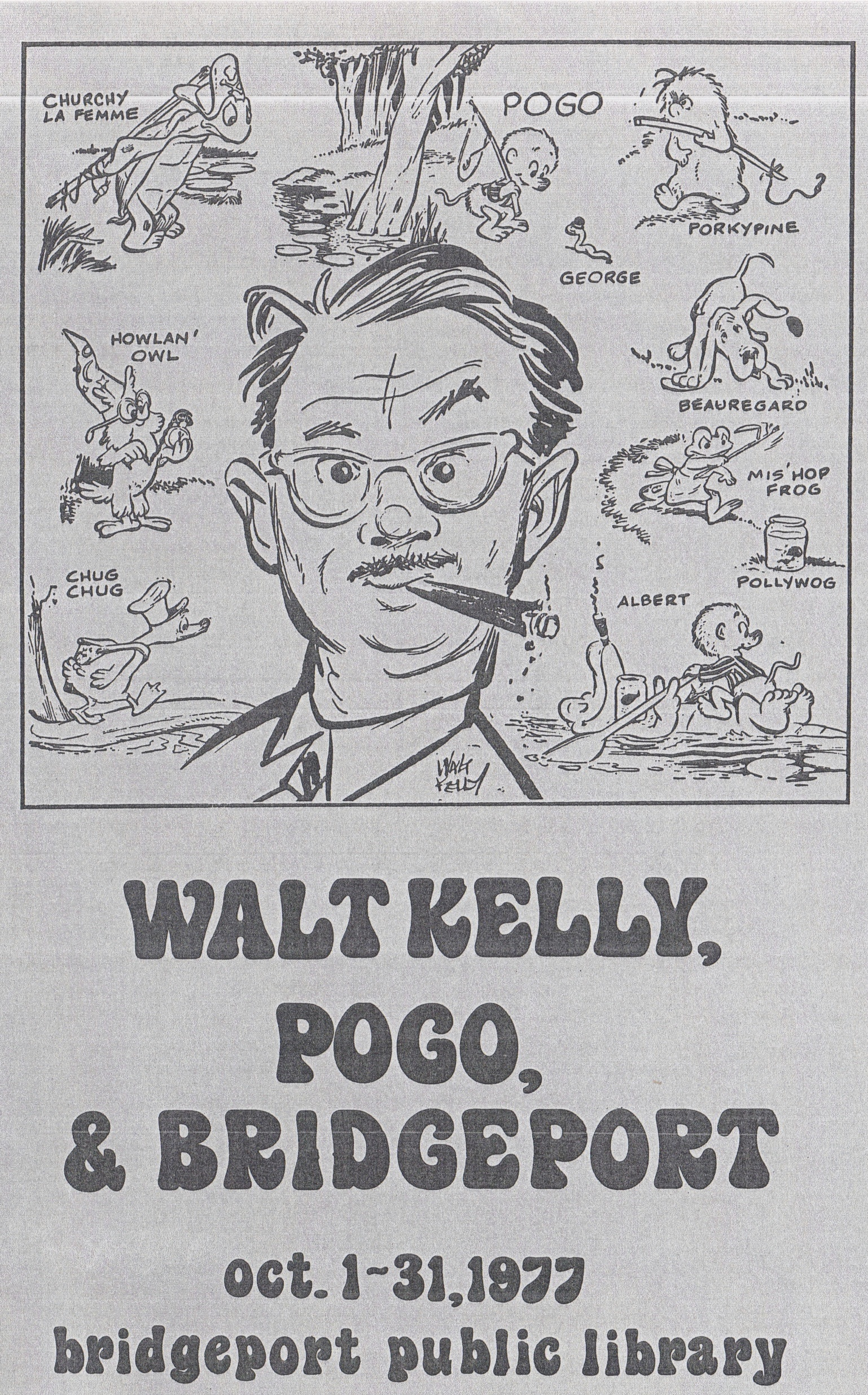 Walt Kelly and Me « The Hooded Utilitarian