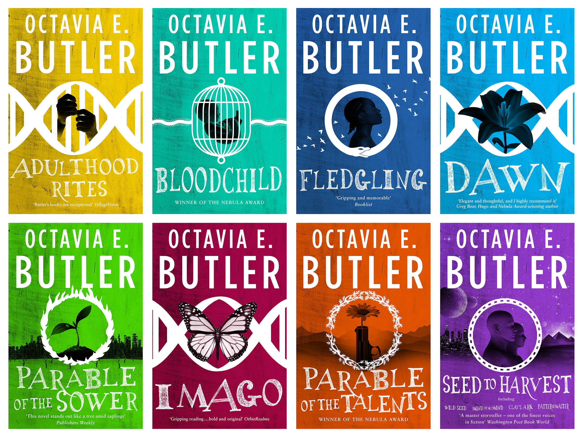 Image result for octavia butler books""