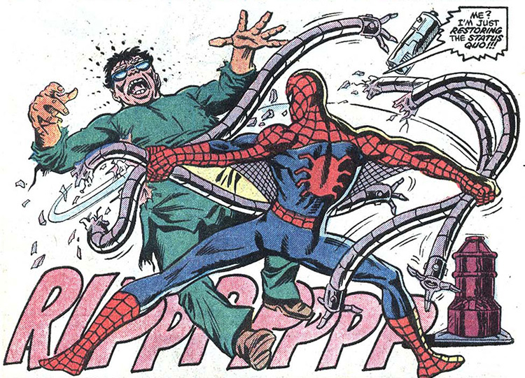 Superior Responsibility: Spider-Man & the Thread of Identity « The