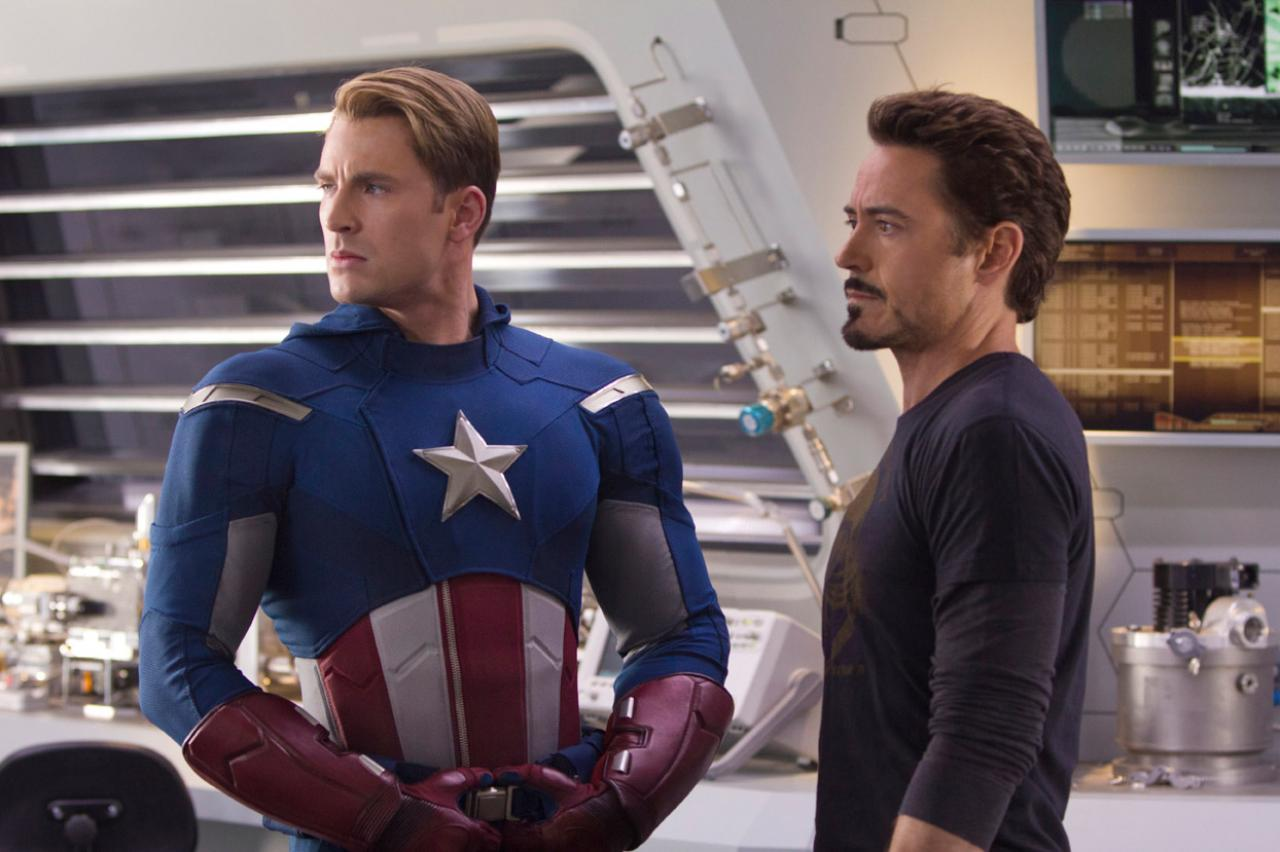 Tony/Steve Fanfic: An Introduction « The Hooded Utilitarian