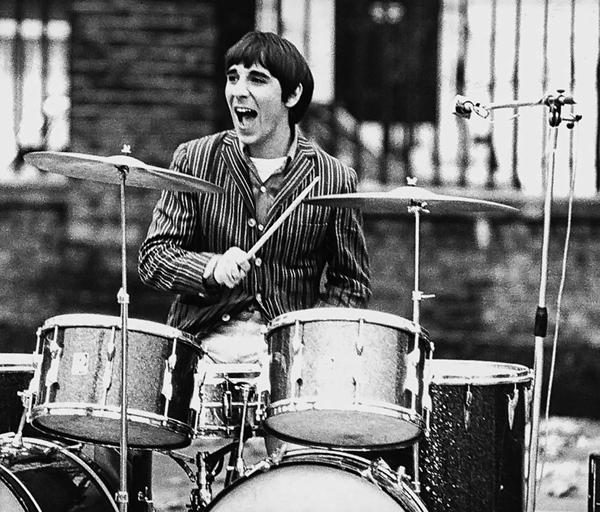 Кит Мун (The Who): биография, интересные факты