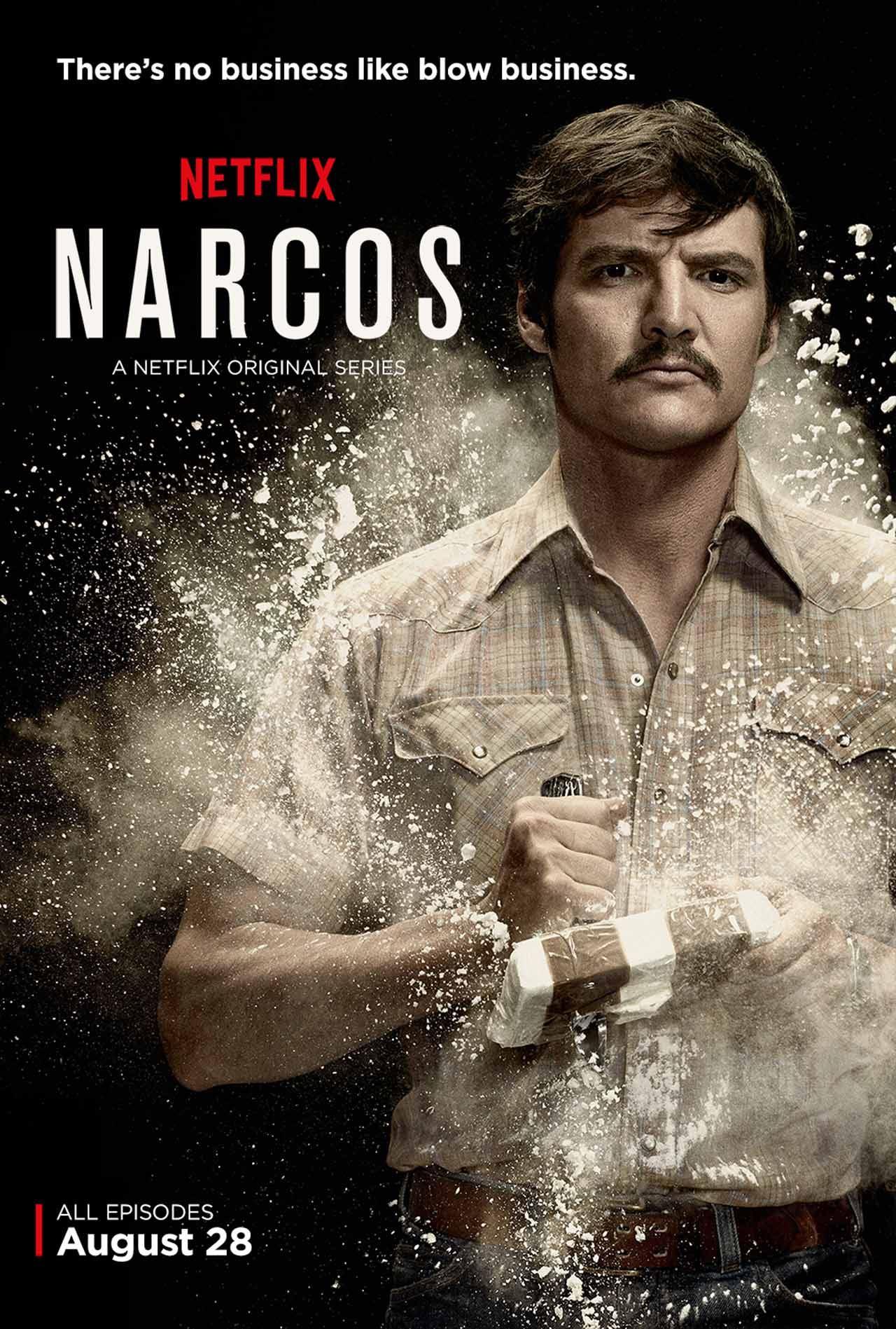 For Love of Cocaine and Empire: Narcos season 1 « The Hooded